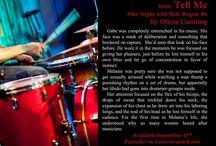 Gabe Banner / Drummer for fictional rock band of Sole Regret