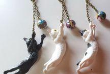 Cat jewellery
