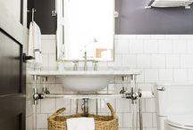 Bathroom / Ideas for reno