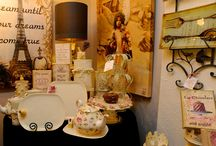 Kitchen Ware / Elegant Selection of Fine Kitchen Ware Including Beautiful Pieces From Local Artists and Imported From France
