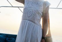 Summer trend / Clothing for summer days