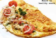 Live lighter – Choose healthy snacks