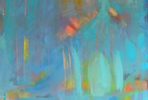 Abstract paintings / Paintings- abstract and expressionistic