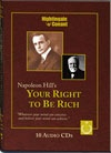 Inspirational Tools / The culmination of Napoleon Hill's life's work.Follow it and you will have the power to open any door, meet any challenge, and overcome any obstacle.