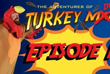 The Adventures of Turkey Dude! / When someone has turkey troubles #TurkeyDude is there to save the day with his special #PowerPressureCookerXL super powers! New webisodes every Wednesday!