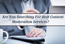 Moderation Services