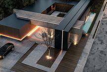 House Architecture / Minimal. Simple. Elegant