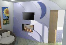 Interior design / Modellare gli spazi con interventi su misura per ogni esigenza