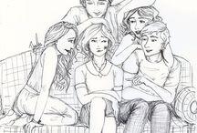 Melrose family
