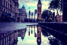 Places I Love! / #city #istanbul #newyork #nyc #landscape #paris #london