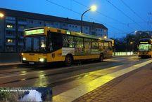 Dresden - Mercedes-Benz O405N und O405GN / Sie sehen hier eine Auswahl meiner Fotos, mehr davon finden Sie auf meiner Internetseite www.europa-fotografiert.de.