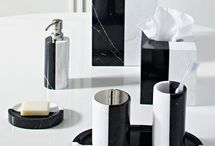 bath accessories.