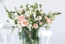 Decoración del hogar / Flores y elementos para darle belleza a tu hogar.