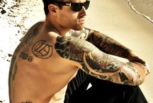 sexy guys with tattoos