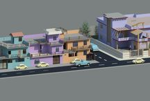 Student's Civil CAD Projects / Student's Civil CAD Projects