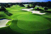 Beautiful golf resorts / golf