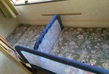 caravan babybed