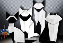origami & pop Up