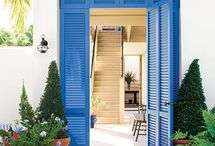 Entrances Loved By Big Blu / Welcome home! Some of the best entrance and hallways we've seen on Pinterest.