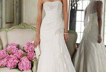 Bryllups ideer/brudekjoler