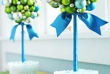 Christmas holiday decorating craft ideas  / by Chrysallis Designs