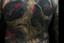 Tattoos By Javier Obregon