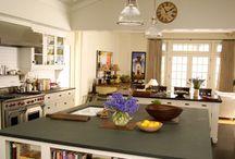 cucine stile coloniali