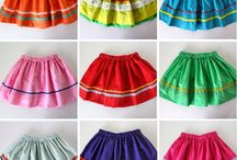 Sewing kids stuff / Inspirational ideas of what to make for your little people..