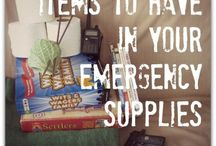Emergency preparation