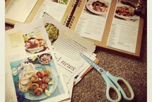 recipe scrapbook