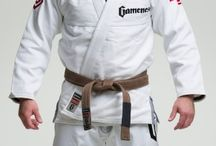 Gameness White Elite Gi / The Elite Gi Jacket features: A seamless 550 gram Pearl Weave Jacket A built-in rash guard liner that gives you the most comfortable roll you have ever had The high stitch count embroidery gives all the graphics the highest quality look The pants are made from a military grade Rip Stop fabric and include: A technical rope draw cord with the right amount of stretch to keep the pants secure