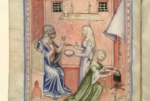 Medieval: Purses and pouches