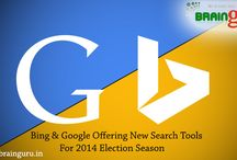 #Bing and #Google have launched search tools to help #voters stay informed