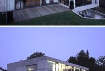 Glass / concrete / steel | Architecture