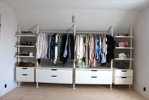 Garderob sovrum
