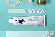 Tom's of Maine Luminous White Toothpaste