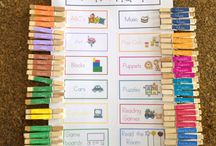 1st grade behavior/discipline / by Krista Wergin