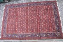 Persian ower size rug