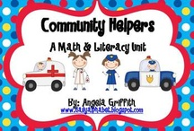 Community Helpers / by B.L.C