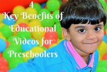 Tips for Preschoolers / Tips for Preschoolers