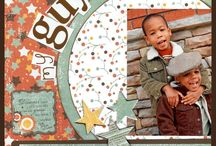 scrapbooks / by Sherri Mcclendon