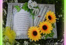 dekoračné knihy
