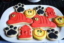 Paw Patrol b-day party