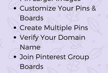 Pinterest Marketing / Pinterest strategy