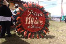 Feria de las Flores 2014 / Taller Silletero Santa Helena