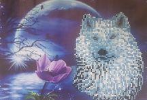 Daimond painting
