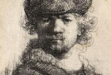 Kunst = Rembrandt