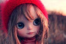 Blythe / どこかにいそうなブライスが好きで, やっぱり小さい女の子は幸せに笑っててほしいのです。