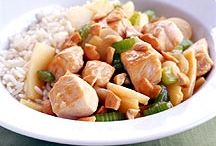 Healthy Meal Ideas / by Doralinda Hankins