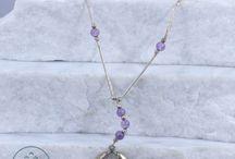 Jewelry--Liquid Silver